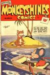 Cover for Monkeyshines Comics (Ace Magazines, 1944 series) #25