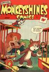 Cover for Monkeyshines Comics (Ace Magazines, 1944 series) #27