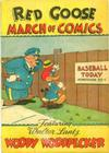 Cover for Boys' and Girls' March of Comics (Western, 1946 series) #16 [Red Goose]