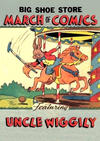 Cover for Boys' and Girls' March of Comics (Western, 1946 series) #19 [Big Shoe Store]