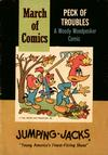 Cover Thumbnail for March of Comics (1946 series) #222 [Jumping Jacks Variant]