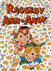 Cover for Raggedy Ann and Andy (Dell, 1946 series) #12