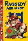 Cover for Raggedy Ann and Andy (Dell, 1946 series) #27