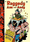 Cover for Raggedy Ann and Andy (Dell, 1946 series) #34