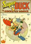 Cover for Super Duck Comics (Archie, 1944 series) #1