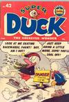 Cover for Super Duck Comics (Archie, 1944 series) #42