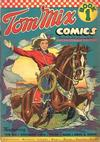 Cover for Tom Mix Comics (Ralston-Purina Company, 1940 series) #1