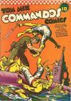 Cover for Tom Mix Commandos Comics (Ralston-Purina Company, 1942 series) #10