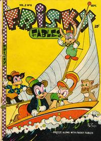Cover Thumbnail for Frisky Fables (Novelty / Premium / Curtis, 1945 series) #v2#6 [9]