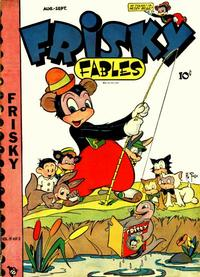 Cover Thumbnail for Frisky Fables (Novelty / Premium / Curtis, 1945 series) #v5#3 [37]