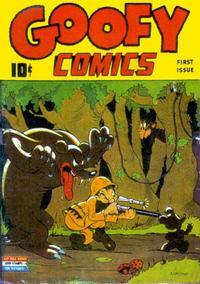 Cover Thumbnail for Goofy Comics (Pines, 1943 series) #v1#1 (1)