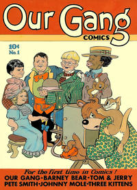 Cover Thumbnail for Our Gang Comics (Dell, 1942 series) #1