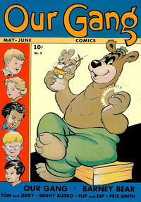 Cover Thumbnail for Our Gang Comics (Dell, 1942 series) #5