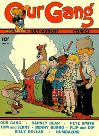 Cover Thumbnail for Our Gang Comics (Dell, 1942 series) #6