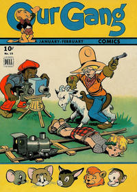 Cover Thumbnail for Our Gang Comics (Dell, 1942 series) #15