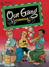 Cover Thumbnail for Our Gang Comics (Dell, 1942 series) #22