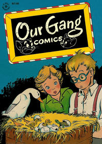 Cover Thumbnail for Our Gang Comics (Dell, 1942 series) #23