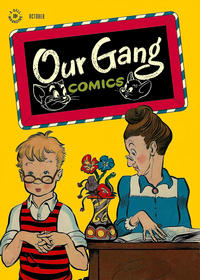 Cover Thumbnail for Our Gang Comics (Dell, 1942 series) #27