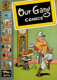 Cover Thumbnail for Our Gang Comics (Dell, 1942 series) #35