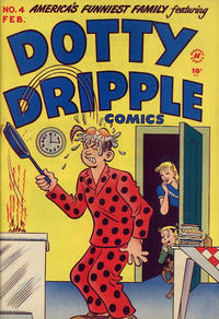 Cover Thumbnail for Dotty Dripple (Harvey, 1948 series) #4