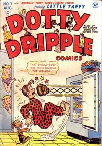 Cover Thumbnail for Dotty Dripple (Harvey, 1948 series) #7