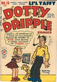 Cover Thumbnail for Dotty Dripple (Harvey, 1948 series) #10