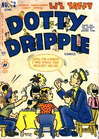 Cover Thumbnail for Dotty Dripple (Harvey, 1946 series) #12