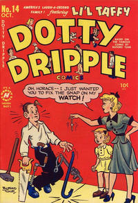Cover Thumbnail for Dotty Dripple (Harvey, 1948 series) #14