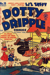 Cover Thumbnail for Dotty Dripple (Harvey, 1948 series) #19