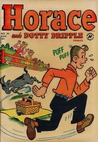 Cover Thumbnail for Horace & Dotty Dripple (Harvey, 1952 series) #25