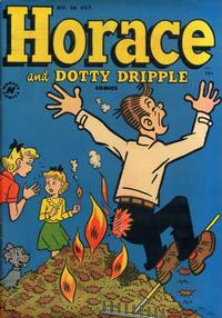 Cover Thumbnail for Horace & Dotty Dripple (Harvey, 1952 series) #26