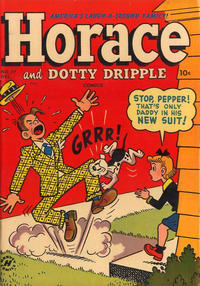 Cover Thumbnail for Horace & Dotty Dripple (Harvey, 1952 series) #27