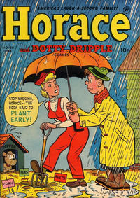 Cover Thumbnail for Horace & Dotty Dripple (Harvey, 1952 series) #30