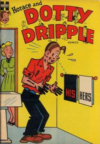 Cover Thumbnail for Horace & Dotty Dripple (Harvey, 1952 series) #32