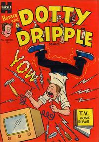 Cover Thumbnail for Horace & Dotty Dripple (Harvey, 1952 series) #33