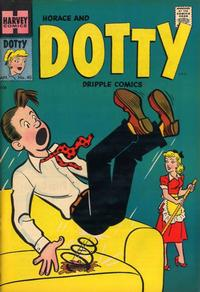 Cover Thumbnail for Horace & Dotty Dripple (Harvey, 1952 series) #40