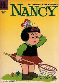 Cover Thumbnail for Nancy (Dell, 1957 series) #158