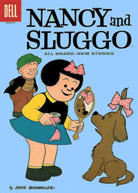 Cover Thumbnail for Nancy and Sluggo (Dell, 1960 series) #180