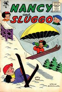 Cover Thumbnail for Nancy and Sluggo (St. John, 1955 series) #130