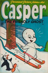 Cover Thumbnail for Casper the Friendly Ghost (Harvey, 1952 series) #8