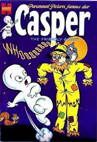Cover Thumbnail for Casper the Friendly Ghost (Harvey, 1952 series) #12