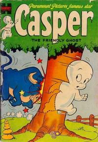 Cover Thumbnail for Casper the Friendly Ghost (Harvey, 1952 series) #16