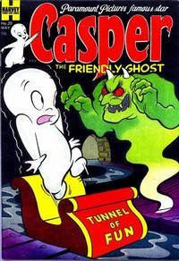 Cover Thumbnail for Casper the Friendly Ghost (Harvey, 1952 series) #20