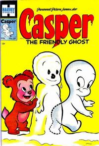 Cover Thumbnail for Casper the Friendly Ghost (Harvey, 1952 series) #29