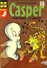 Cover Thumbnail for Casper the Friendly Ghost (Harvey, 1952 series) #31