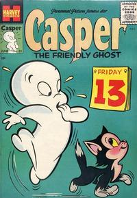 Cover Thumbnail for Casper the Friendly Ghost (Harvey, 1952 series) #33