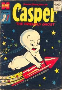 Cover for Casper the Friendly Ghost (Harvey, 1952 series) #34