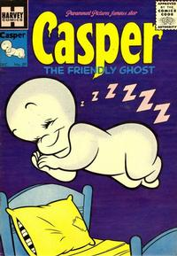Cover Thumbnail for Casper the Friendly Ghost (Harvey, 1952 series) #39