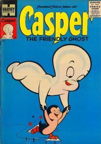 Cover Thumbnail for Casper the Friendly Ghost (Harvey, 1952 series) #40