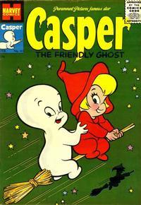 Cover Thumbnail for Casper the Friendly Ghost (Harvey, 1952 series) #41